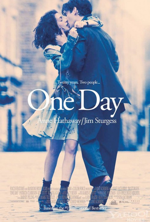 One Day 2011 Movie Poster