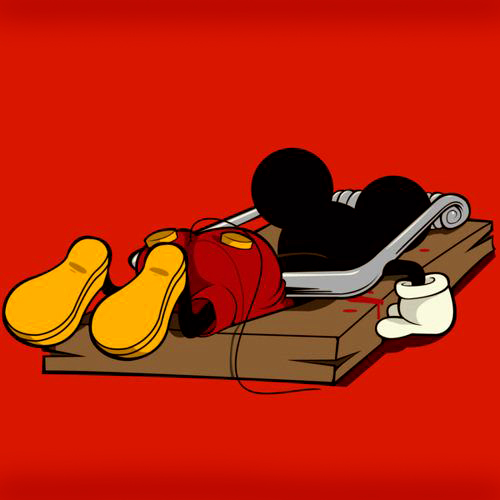 Micky Mouse is Anoying