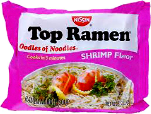 Top Ramen survival food my ass