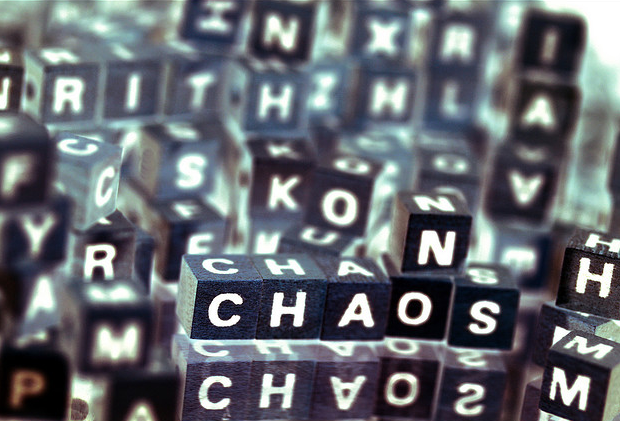 A Life in Chaos