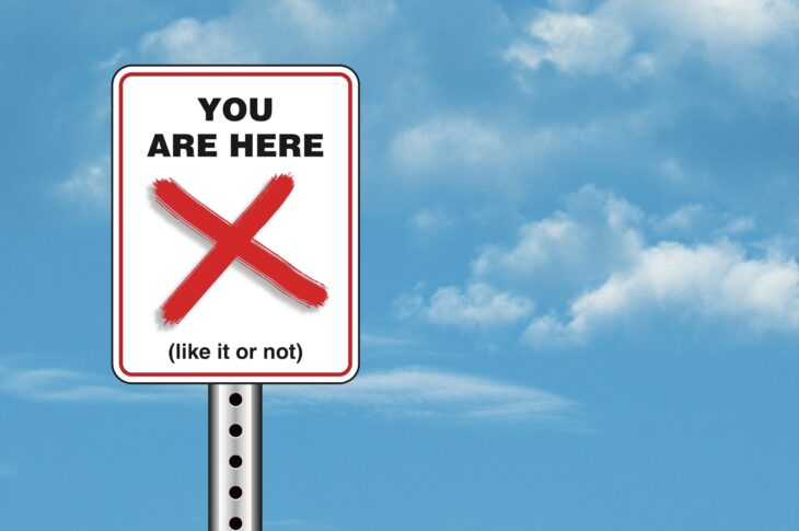 You Are Here (like it or not)